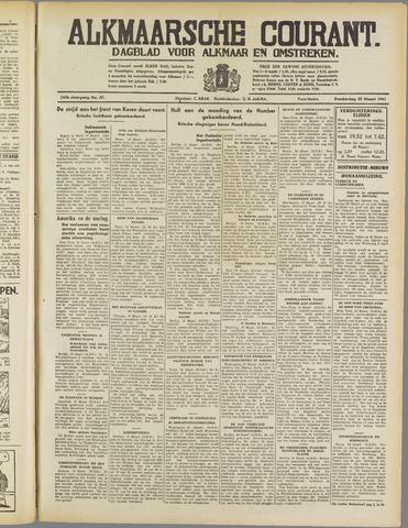 Alkmaarsche Courant 1941-03-20
