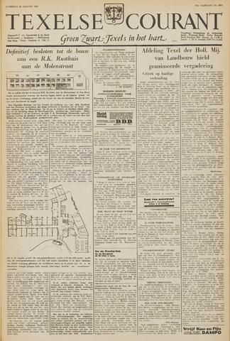 Texelsche Courant 1955-01-29