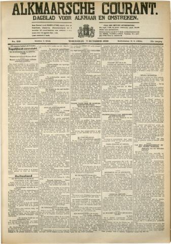 Alkmaarsche Courant 1930-10-08