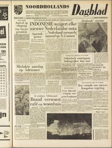 Noordhollands Dagblad : dagblad voor Alkmaar en omgeving 1961-02-10