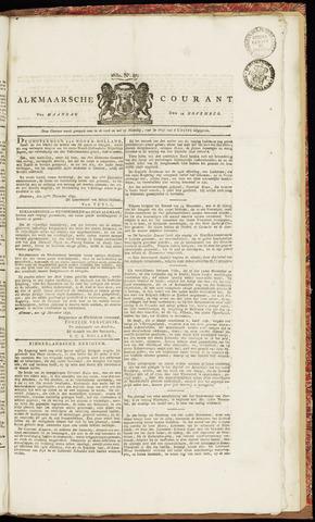 Alkmaarsche Courant 1830-11-22