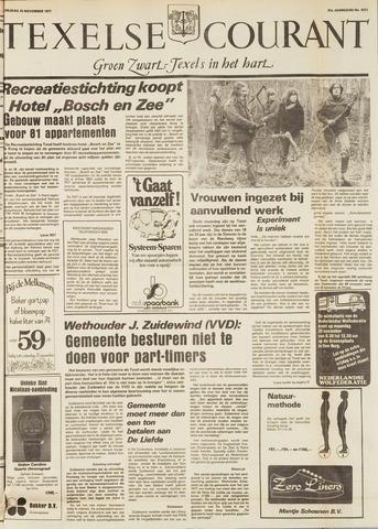 Texelsche Courant 1977-11-25
