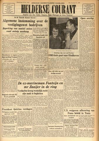 Heldersche Courant 1953-11-12