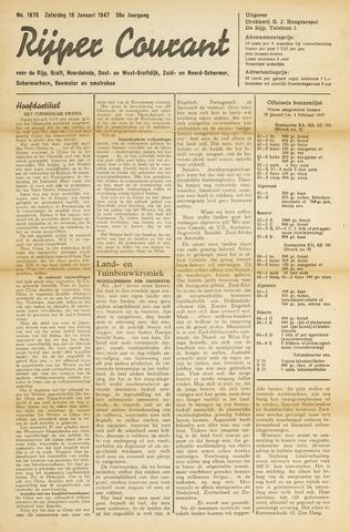 Rijper Courant 1947-01-18
