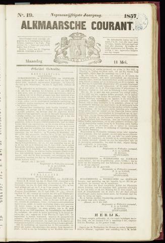 Alkmaarsche Courant 1857-05-11