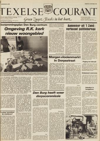 Texelsche Courant 1982-10-19
