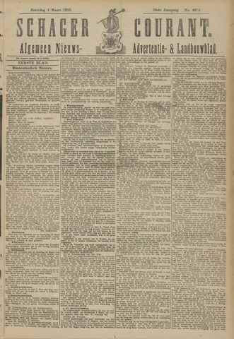 Schager Courant 1911-03-04