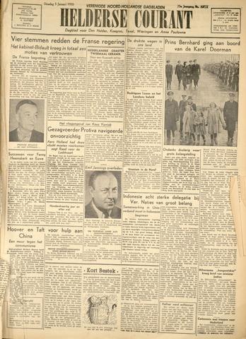 Heldersche Courant 1950-01-03