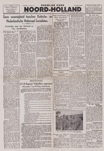 Dagblad Noord-Holland, Schager editie 1943-06-23