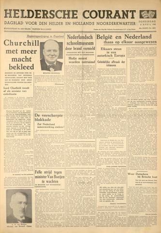 Heldersche Courant 1940-04-04
