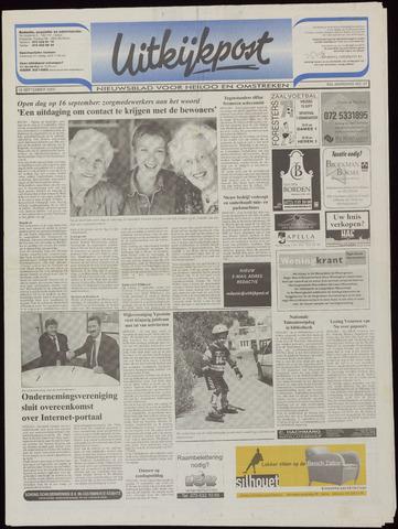 Uitkijkpost : nieuwsblad voor Heiloo e.o. 2000-09-13