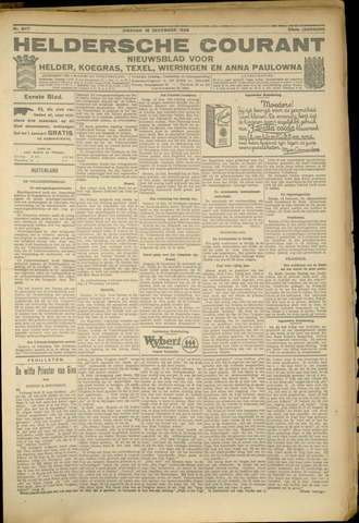 Heldersche Courant 1925-12-15