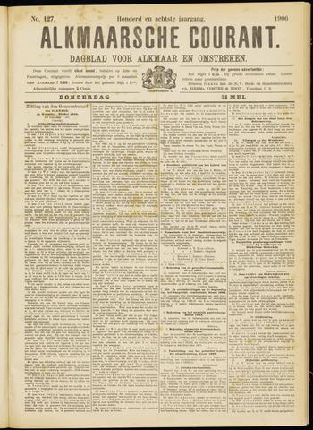 Alkmaarsche Courant 1906-05-31