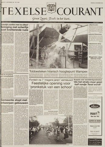 Texelsche Courant 2004-11-02