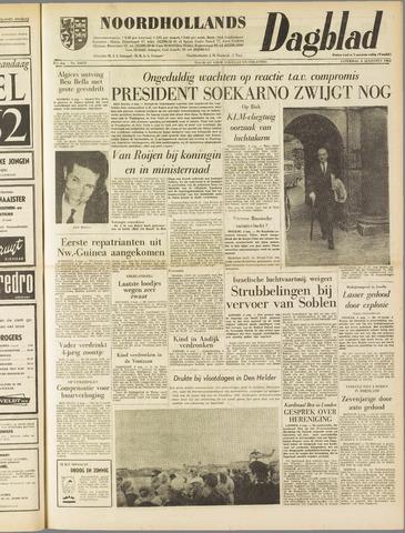 Noordhollands Dagblad : dagblad voor Alkmaar en omgeving 1962-08-04