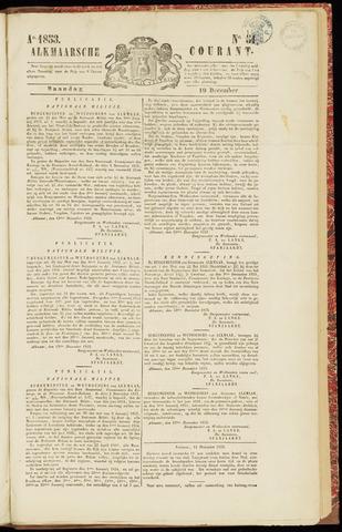 Alkmaarsche Courant 1853-12-19