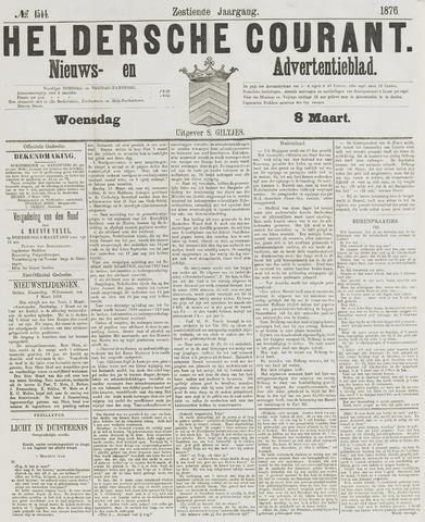 Heldersche Courant 1876-03-08