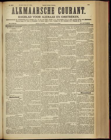 Alkmaarsche Courant 1928-10-22