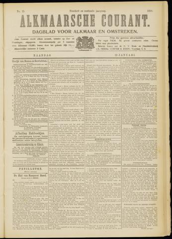 Alkmaarsche Courant 1914-01-19