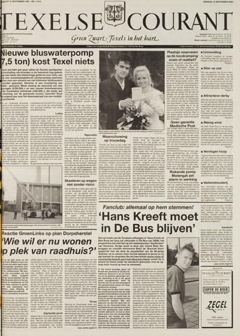 Texelsche Courant 2000-09-19