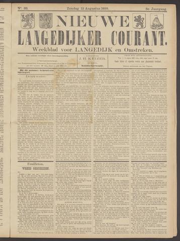 Nieuwe Langedijker Courant 1899-08-13