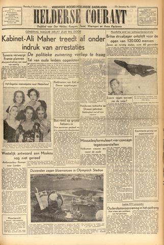 Heldersche Courant 1952-09-08