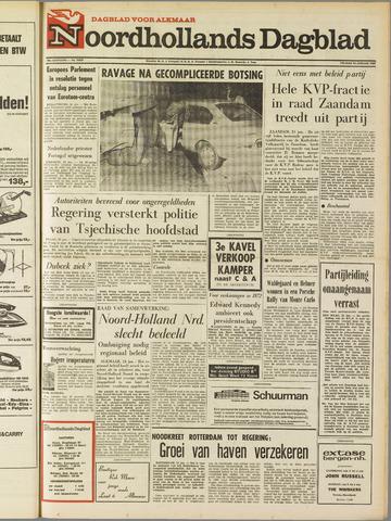 Noordhollands Dagblad : dagblad voor Alkmaar en omgeving 1969-01-24