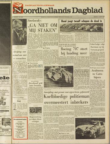 Noordhollands Dagblad : dagblad voor Alkmaar en omgeving 1969-01-06