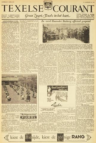 Texelsche Courant 1957-04-27