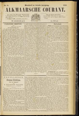 Alkmaarsche Courant 1900-07-11