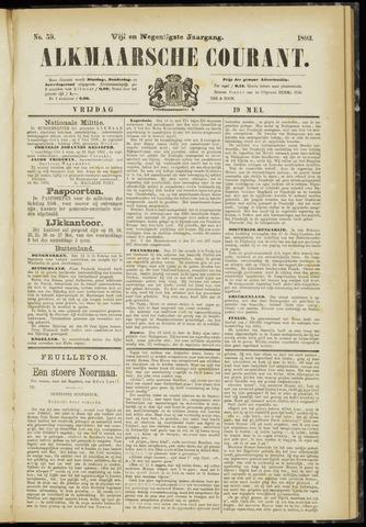 Alkmaarsche Courant 1893-05-19