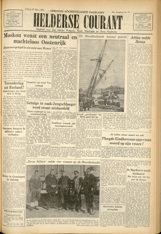 Heldersche Courant 1955-03-25