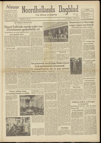 Nieuw Noordhollandsch Dagblad : voor Alkmaar en omgeving 1948-05-20