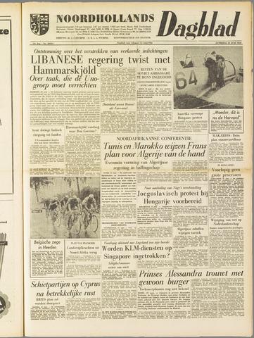Noordhollands Dagblad : dagblad voor Alkmaar en omgeving 1958-06-21