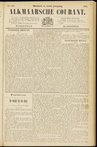 Alkmaarsche Courant 1899-08-23