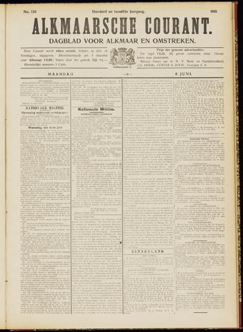Alkmaarsche Courant 1910-06-06