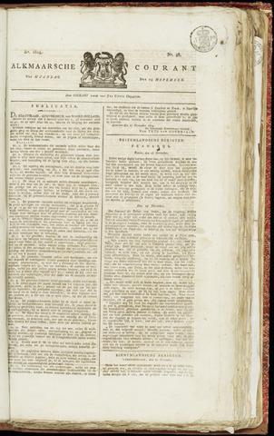 Alkmaarsche Courant 1824-11-29