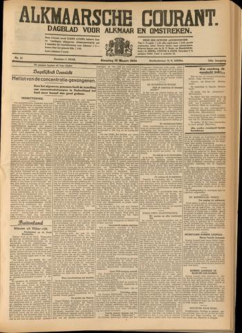 Alkmaarsche Courant 1934-03-13