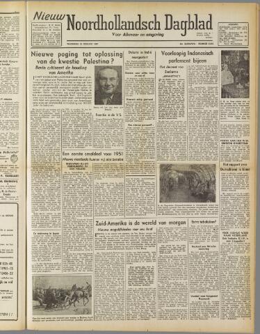Nieuw Noordhollandsch Dagblad : voor Alkmaar en omgeving 1947-02-26
