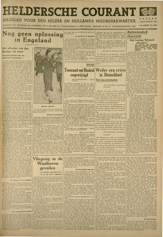 Heldersche Courant 1936-12-04