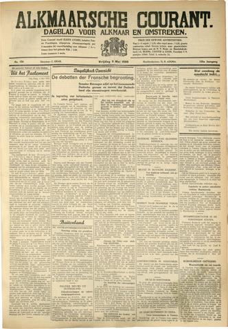 Alkmaarsche Courant 1933-05-05