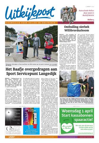 Uitkijkpost : nieuwsblad voor Heiloo e.o. 2015-03-25