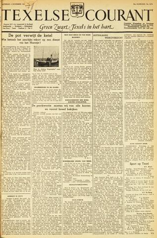 Texelsche Courant 1950-11-04