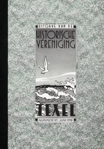 Uitgave Historische Vereniging Texel 1998-06-01