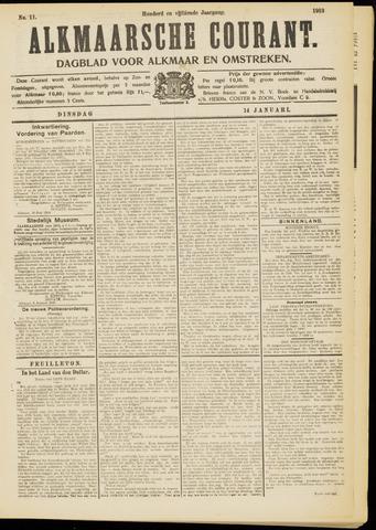Alkmaarsche Courant 1913-01-14