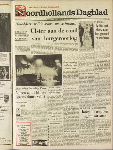 Noordhollands Dagblad : dagblad voor Alkmaar en omgeving 1969-08-14