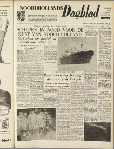 Noordhollands Dagblad : dagblad voor Alkmaar en omgeving 1954-12-22