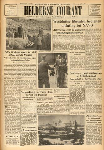 Heldersche Courant 1954-06-23
