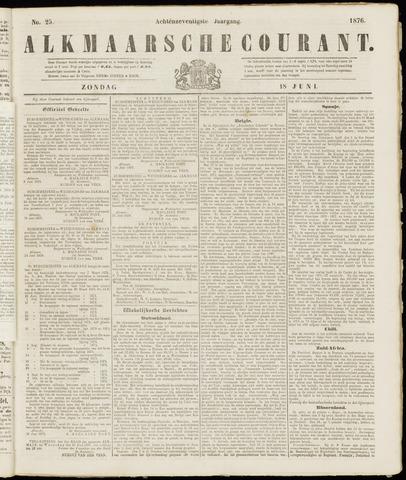 Alkmaarsche Courant 1876-06-18