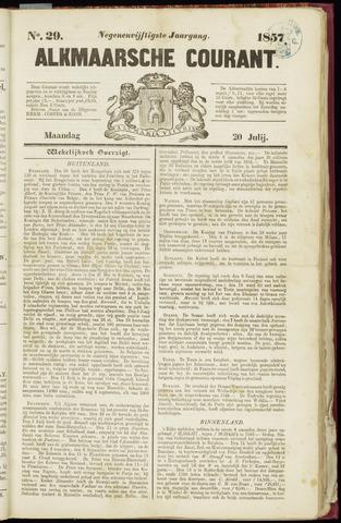 Alkmaarsche Courant 1857-07-20